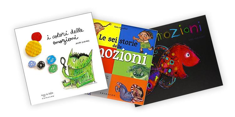 Libri sulle emozioni per bambini
