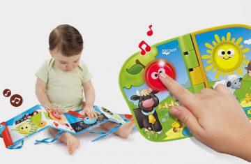 i migliori libri musicali per bambini