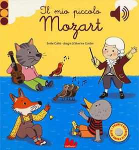 Il mio piccolo Mozart libro