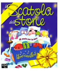 La scatola delle storie-Libro carillon