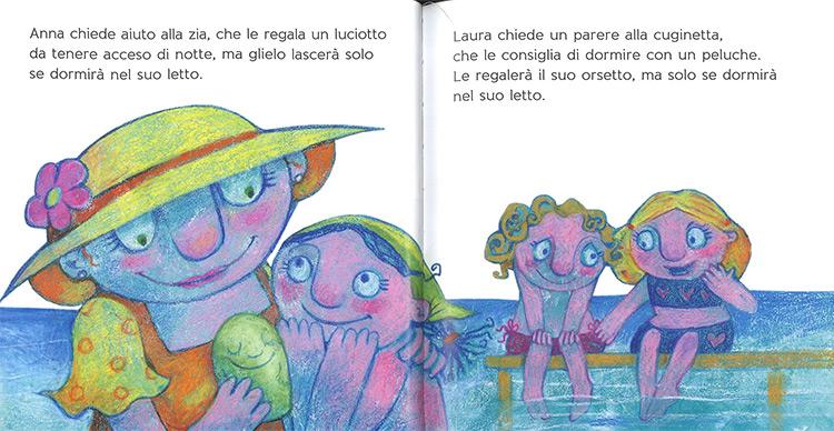 Le sei storie delle emozioni, libro per bambini