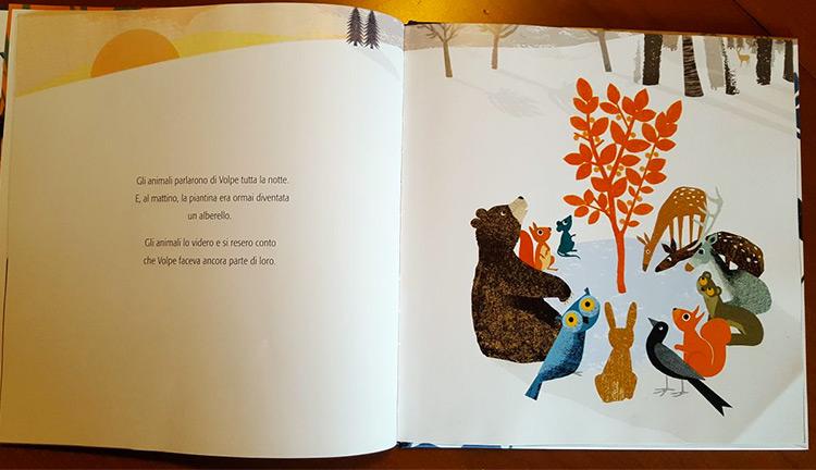 l'albero dei ricordi libro per bambini