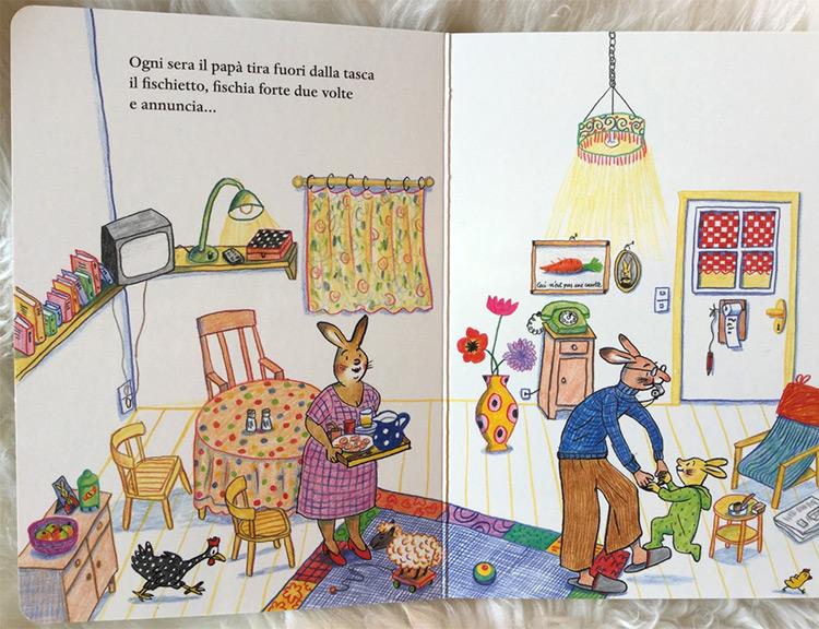 Buonanotte Carletto! Libro per bambini di 2 anni