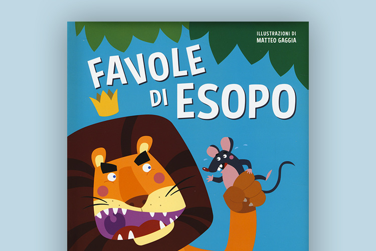 Le favole di Esopo Illustrate
