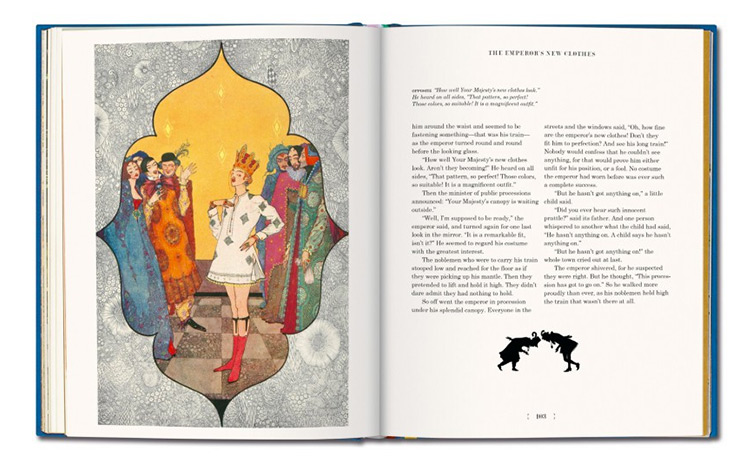 Le fiabe di Hans Christian Andersen libro
