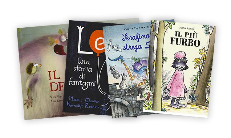 libri di paura per bambini