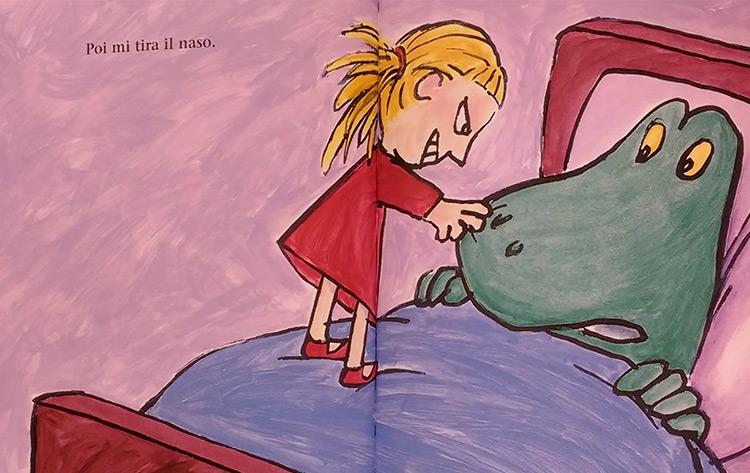 La paura del mostro libro