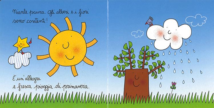 Primavera con la nuvola Olga libro