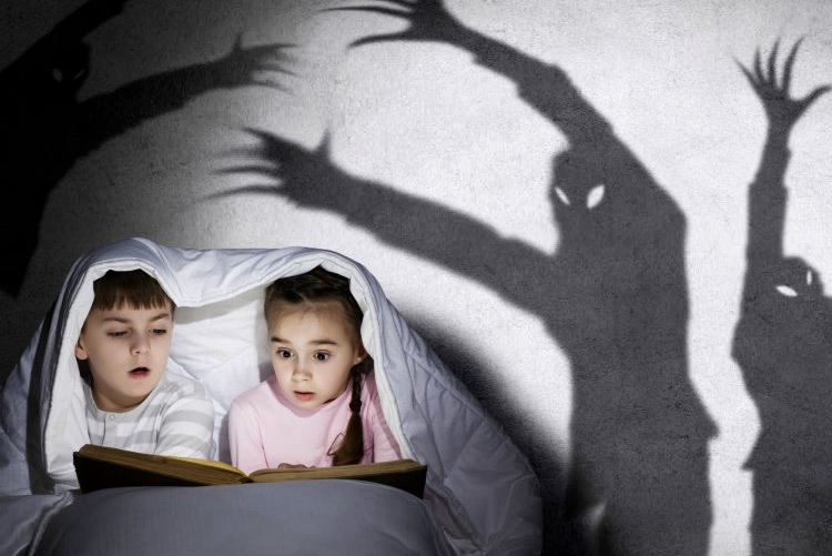 storie di paura per bambini