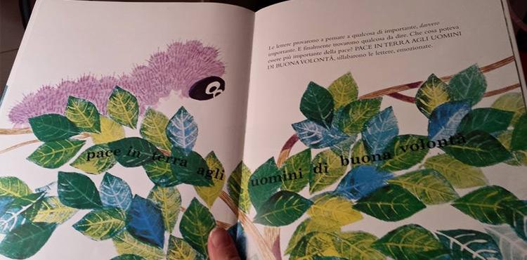 L'albero alfabeto libro per bambini