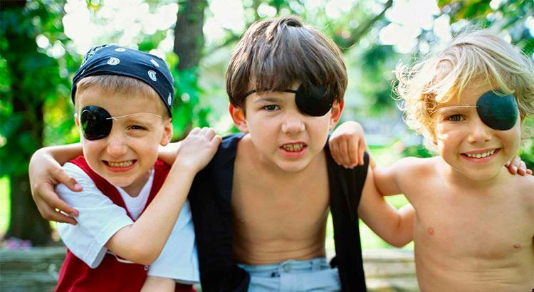 libri di pirati per bambini