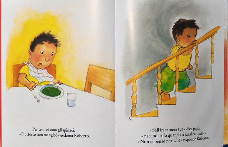 Che rabbia libro per bambini