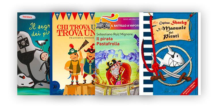 libri sui pirati per bambini