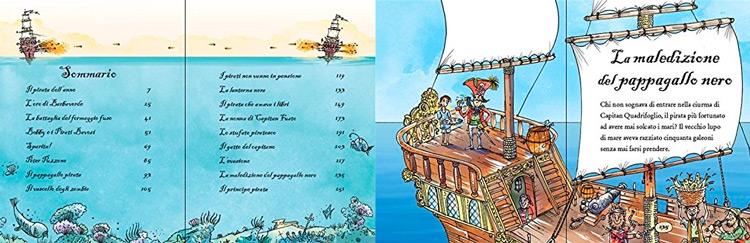 Racconti di pirati, Edizioni Usborne libro