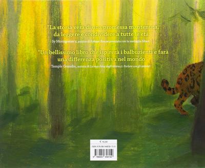 il ragazzo e il giaguaro libro