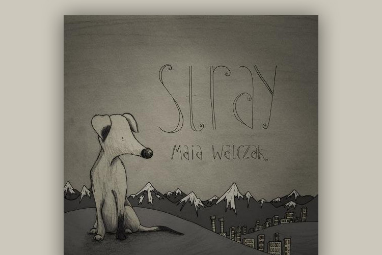 stray libro