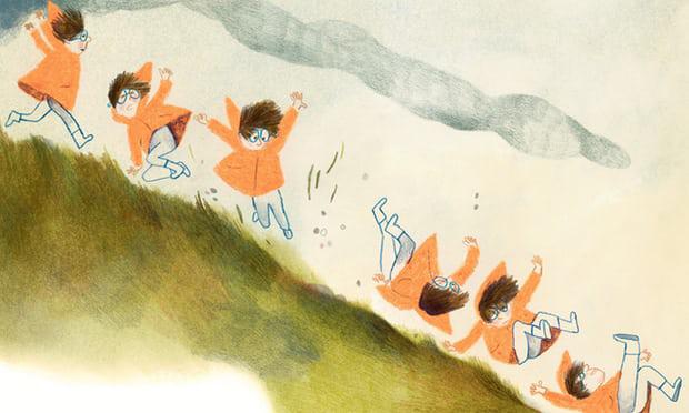 Beatrice Alemagna illustratrice per bambini