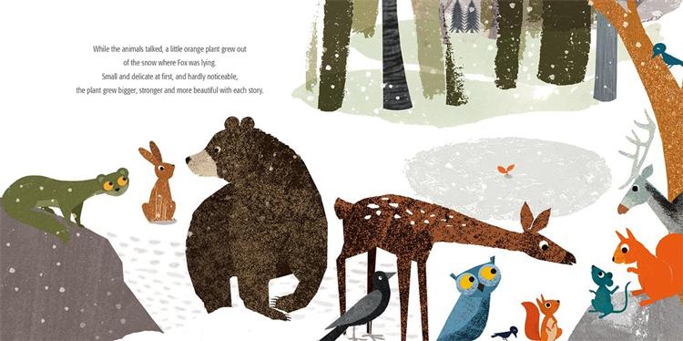 Britta Teckentrup illustratrice per bambini