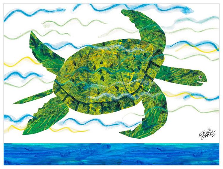 Eric Carle illustratore