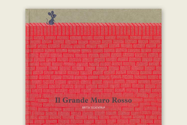 Il grande muro rosso