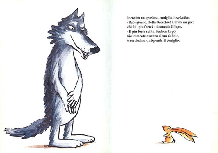 il più forte libro infanzia
