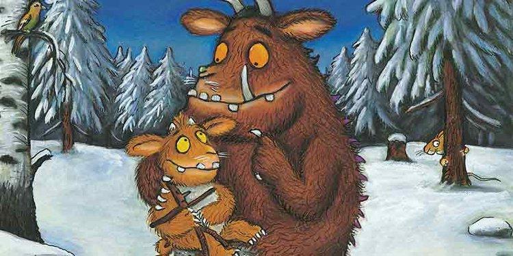 Il Gruffalò e la sua piccolina bambini