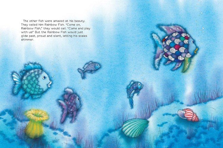 arcobaleno libro bambini