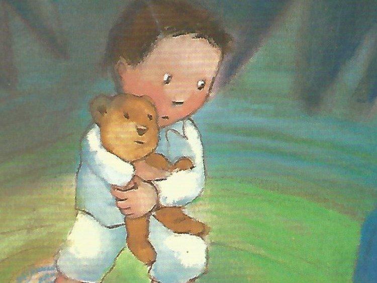 buio libro infanzia
