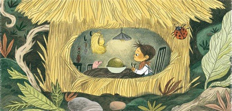 giardiniere libro bambini