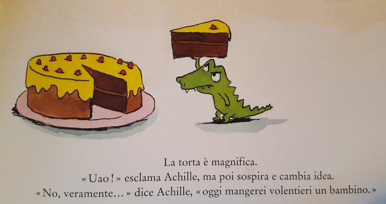 mangiare bambino libro