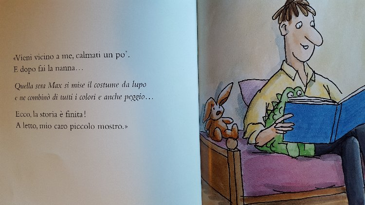 A letto piccolo mostro di mario ramos recensione del libro - A letto piccolo mostro ...