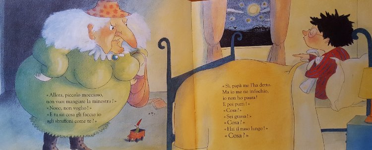 cornabicorna libro bambini