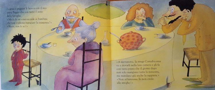 cornabicorna libro