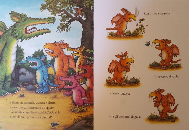 zog libro donaldson
