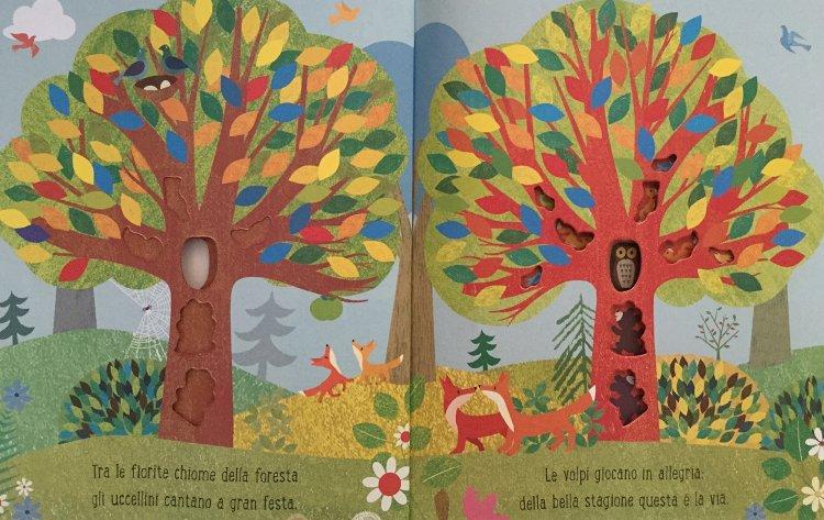 albero libro