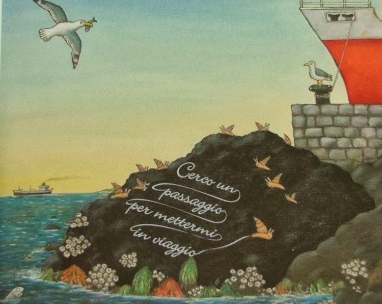 la chiocciolina e la balena. donaldson