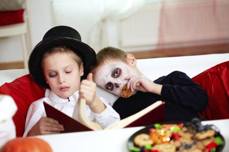 storie di fantasmi per bambini