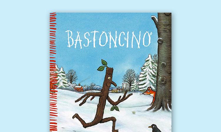 Bastoncino Libro per bambini