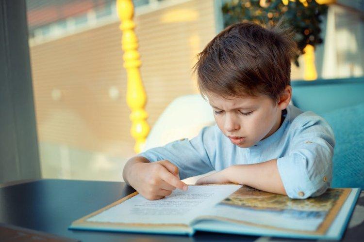 letture a sei anni