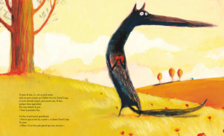 Lupo & Lupetto libro bambini