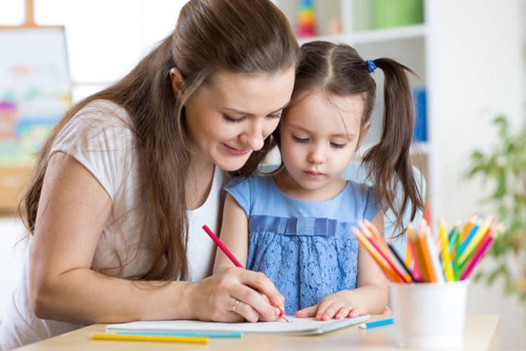 insegnare alfabeto ai bambini