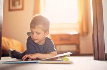 letture per bambini di 5 anni guida