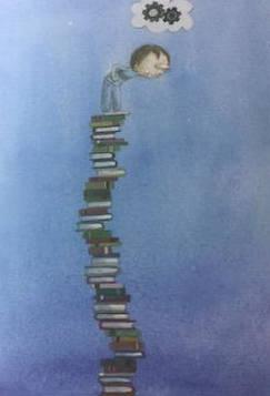 La montagna di libri più alta del mondo libro bambini