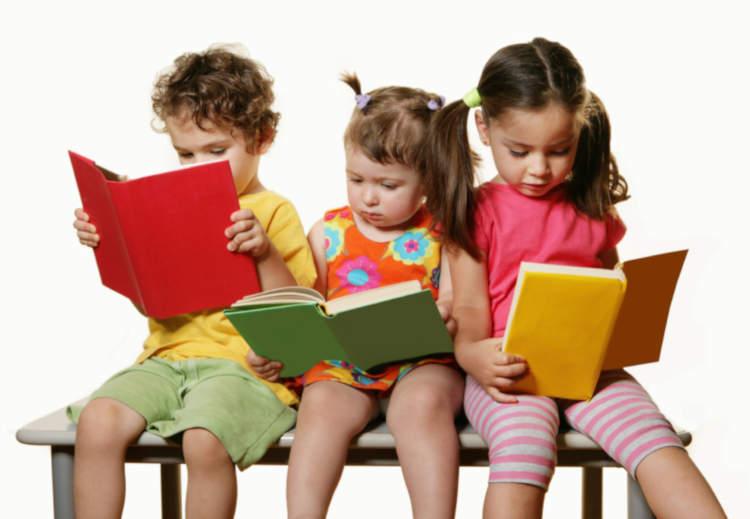 bambini imparano leggere