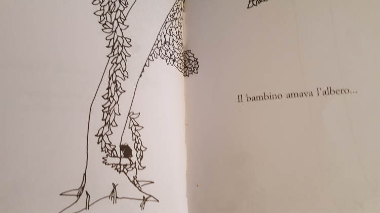 l'albero libro bambini