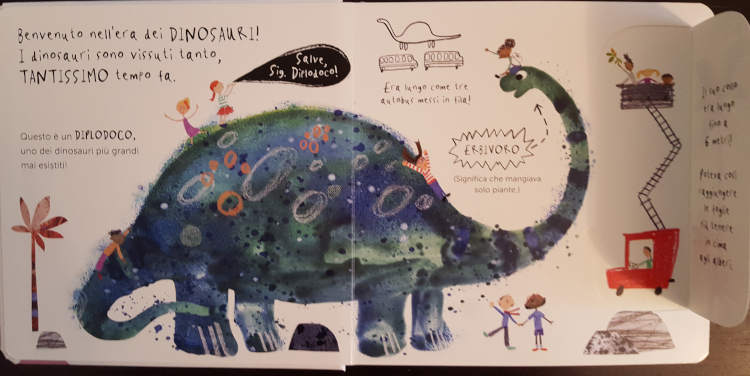 bungiorno sig dinosauro