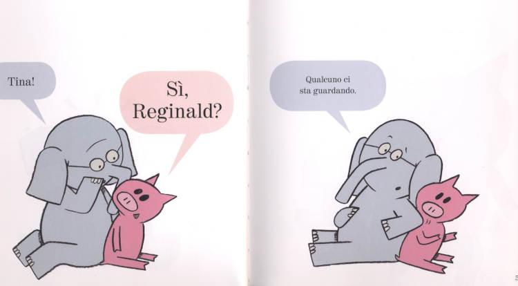 reginald tina libro