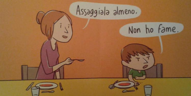 a taaavola! Bambini e alimentazione
