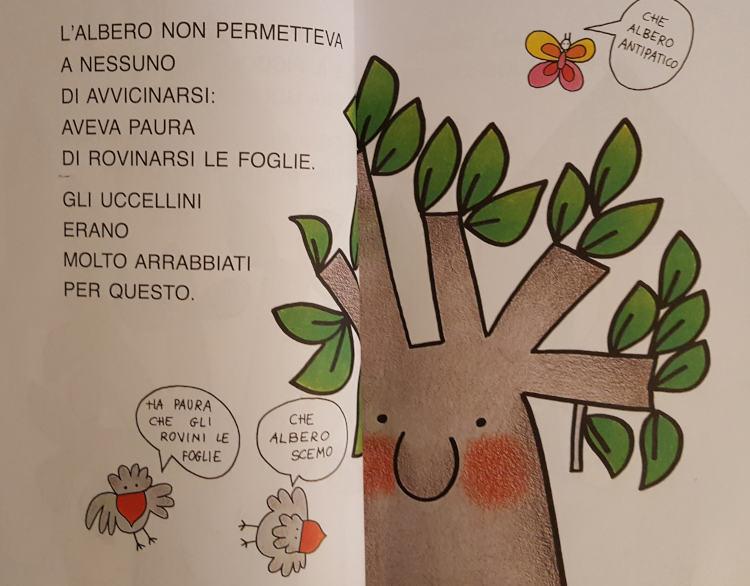 albero vanitoso