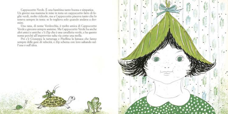 cappuccetto verde munari